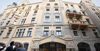 Neiburgs Hotel - Riga - Bâtiment