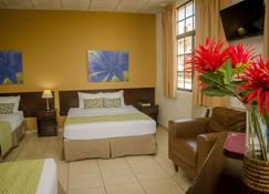 Hotel Residencial Cervantes - David - Bedroom