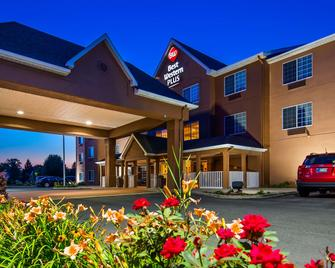 Best Western Plus Fort Wayne Inn & Suites North - Fort Wayne - Bâtiment