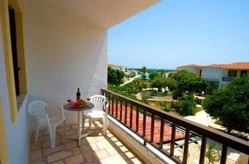 Fito Aqua Bleu Resort - Samos - Balcony