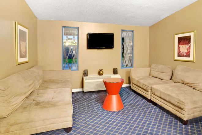 Knights Inn Indianapolis Airport South - Indianapolis - Olohuone
