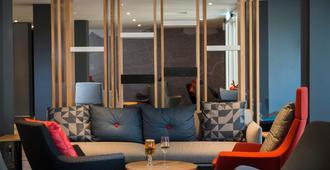 Holiday Inn Express Edinburgh - Leith Waterfront - אדינבורו - בר