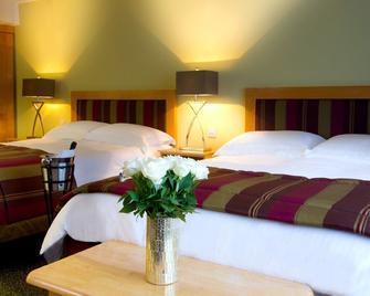 Shandon Hotel & Spa - Letterkenny - Schlafzimmer