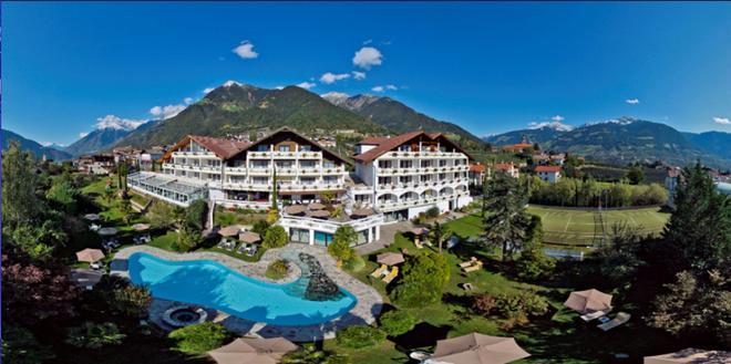 Wellness Parc Hotel Ruipacherhof - Tirolo - Building