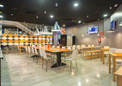 巴塞羅那行動酒店 - 巴塞隆拿 - 巴塞隆納 - 餐廳