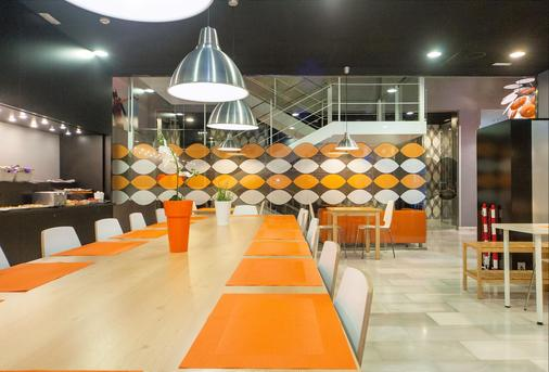 巴塞羅那行動酒店 - 巴塞隆拿 - 巴塞隆納 - 自助餐