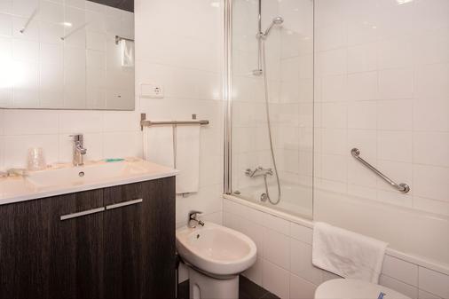 巴塞羅那行動酒店 - 巴塞隆拿 - 巴塞隆納 - 浴室