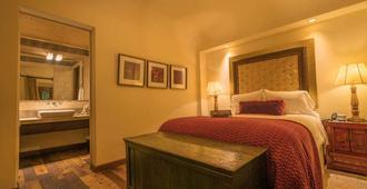 Pensativo House Hotel - Antigua - Bedroom