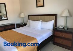 Hotel Guillen Jr - Tijuana - Bedroom
