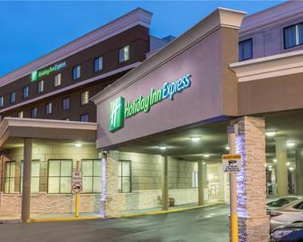 Holiday Inn Express Albany - Downtown - Албані - Building
