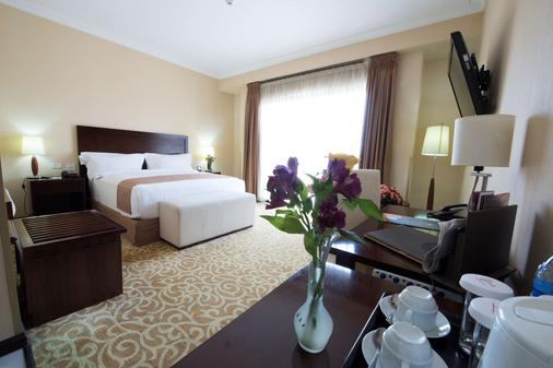 Capital Hotel & Spa - Addis Ababa - Phòng ngủ