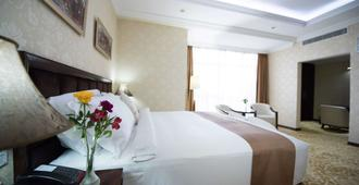 Capital Hotel & Spa - Addis Abeba - Schlafzimmer