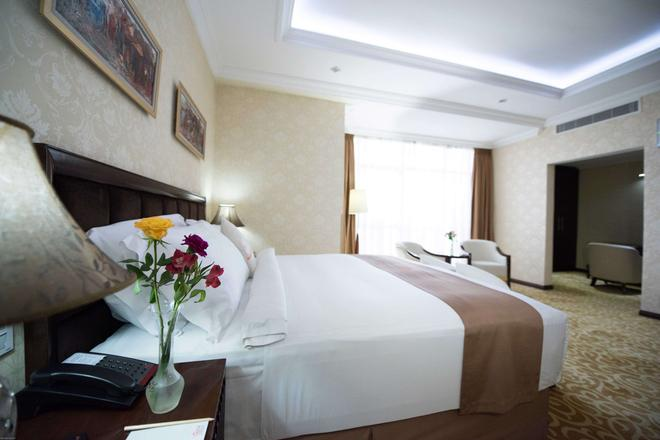 Capital Hotel & Spa - Addis Ababa - Bedroom