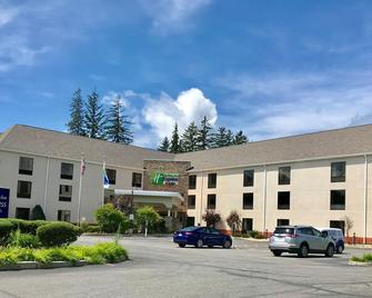 Holiday Inn Express Hotel & Suites Great Barrington - Great Barrington - Gebouw