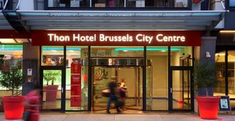Thon Hotel Brussels City Centre - Bruselas - Edificio