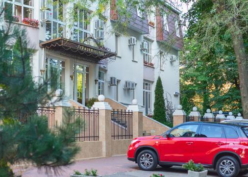 Lermontovskiy Hotel - Odesa - Rakennus
