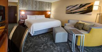 Courtyard by Marriott Anchorage Airport - Anchorage - Bedroom