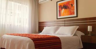 Hotel America - מונטווידאו - חדר שינה