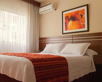 Hotel America - Montevideo - Habitación