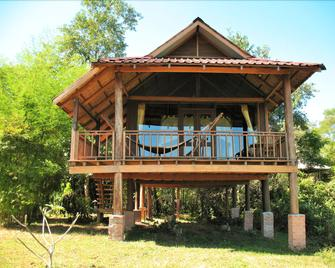 Kingfisher Ecolodge - Champasak - Building