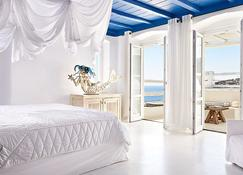 Mykonos Blu Grecotel Boutique Resort - Psarrou - Bedroom