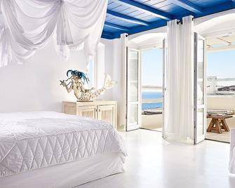 Mykonos Blu Grecotel Boutique Resort - Psarrou - Ložnice