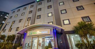 Holiday Inn Express London-Royal Docks, Docklands - London - Toà nhà