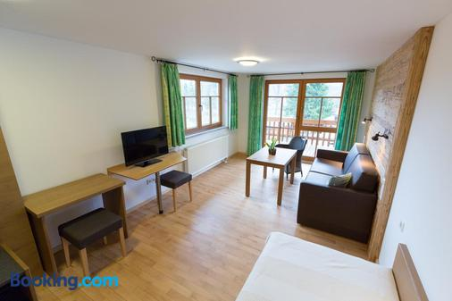 Hotel Forellenbach - Fischen im Allgau - Living room