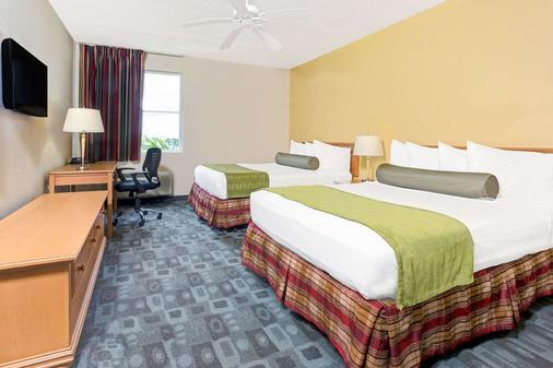 Baymont by Wyndham Miami Doral - Doral - Bedroom