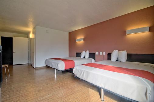 Motel 6 Miami - Fl - Miami - Bedroom