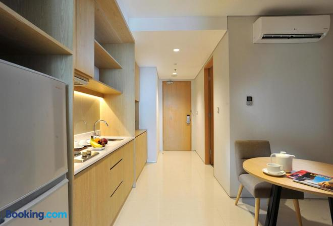 Midtown Residence Surabaya - Surabaya - Dining room