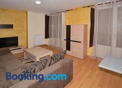 Apartamentos Turisticos Dormi2 - Zamora - Living room