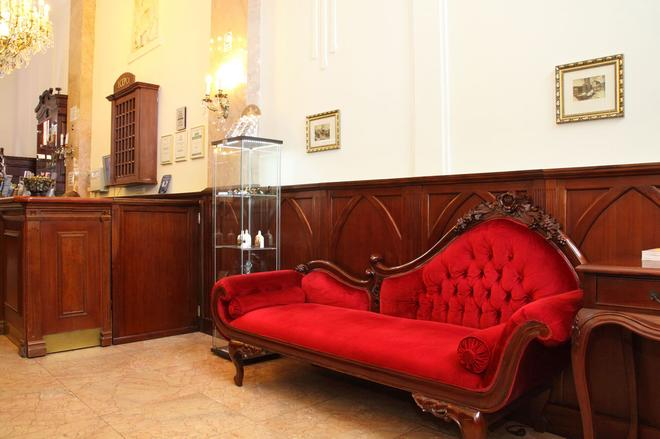 King Charles Boutique Residence - Prague - Lobby