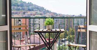 B&B Il Faro - Salerno - Balcony
