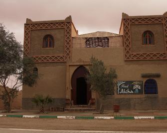 Riad Aicha - Merzouga - Building