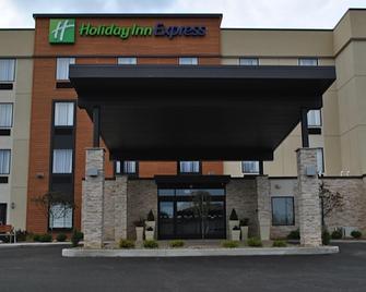 Holiday Inn Express Salem - Salem - Edificio