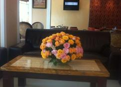 Dreamliner Hotel - Addis Abeba - Sala de estar