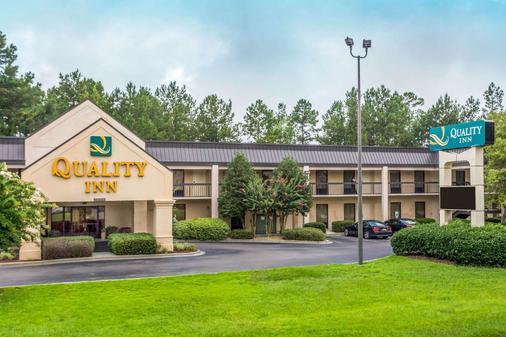 Quality Inn - Walterboro - Rakennus