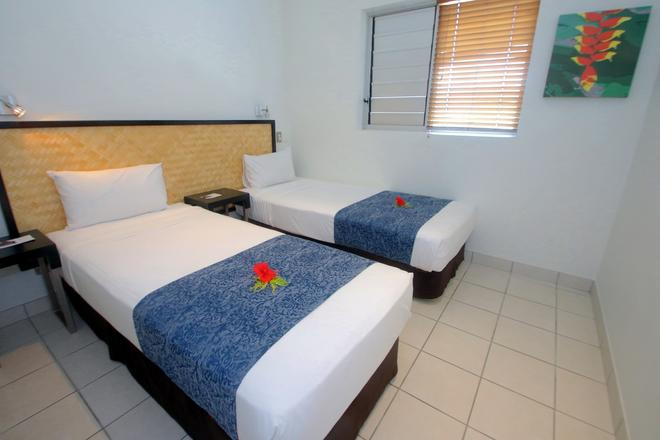 The Terraces Apartments Resort - Nadi - Makuuhuone