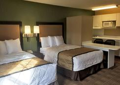 Extended Stay America - Greenville - Airport - Greenville - Bedroom