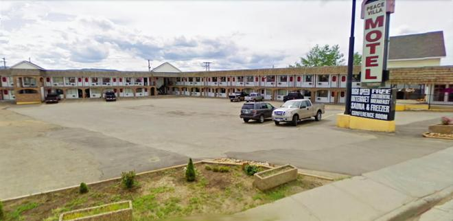 Peace Villa Motel - Dawson Creek
