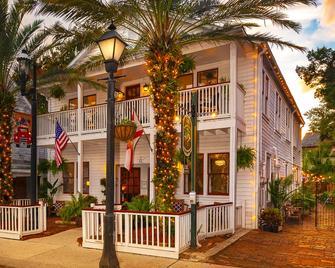 44 Spanish Street Inn - St. Augustine - Building