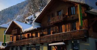 Le Vert Hotel - Chamonix-Mont-Blanc - Bina