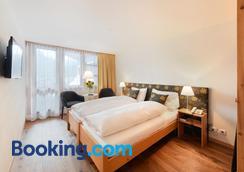 Hotel Krone Lenk - Lenk im Simmental - Bedroom