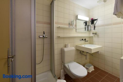 Hotel Krone Lenk - Lenk im Simmental - Bathroom