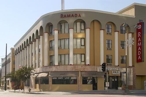 Ramada by Wyndham Los Angeles/Koreatown West - Los Angeles - Building