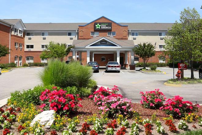 切薩皮克 - 丘奇蘭德大道美洲長住酒店 - 奇薩比克 - 切薩皮克 - 建築