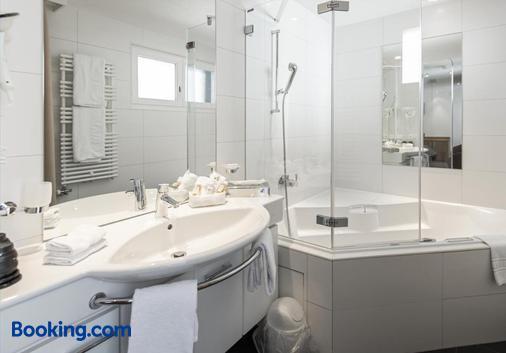 Mistral - Saas-Fee - Bathroom