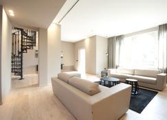 I Portici Hotel - Bologna - Vardagsrum