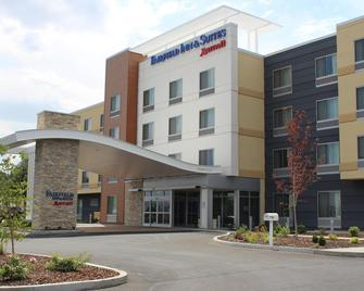 Fairfield Inn & Suites by Marriott The Dalles - The Dalles - Building